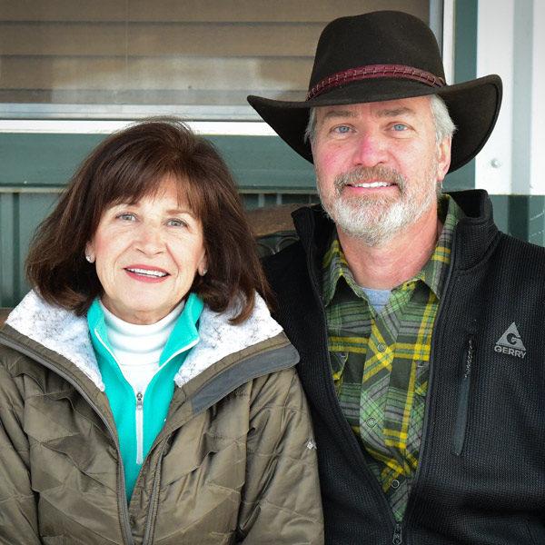 Bob & Susan Brennan