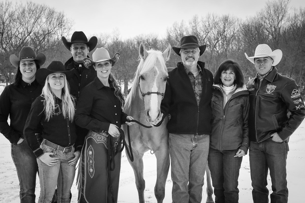 The Equus Curito Team
