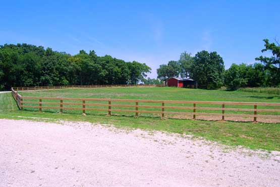 Outdoor Horse Trails