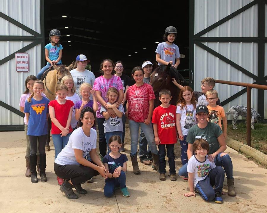Equus Currito Camp